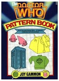 old school Doctor Who pattern book