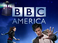 Season Premier of Doctor Who on BBC America