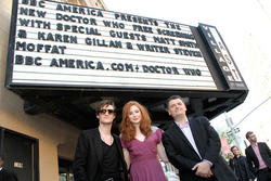 Matt, Karen and Steven at NYC DW Premier