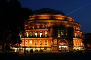 Royal Albert Hall at Proms