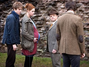Doctor Who Ep 7 with preggo Amy, Rory, the Doctor and the Dream Lord